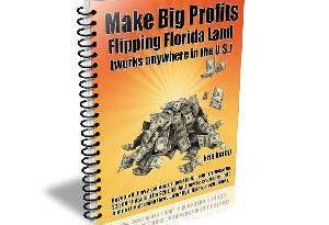 make big profits flipping florida land