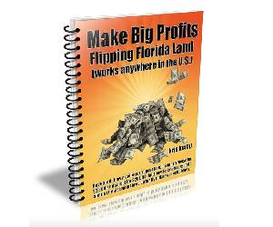 make big profits flipping florida land