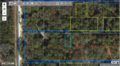 40′ x 100′ lot – North Florida land for sale by owner
