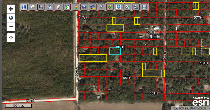 Buildable Lot – 7 minutes from Suwannee River