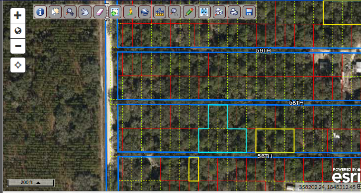 Build your Dream Home – 7 miles from Suwannee River boat ramp – Florida land for sale by owner!