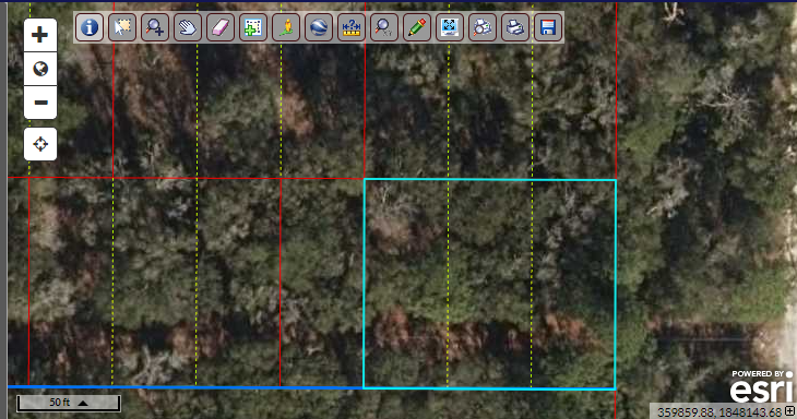 .28 acre – Build-able lot – Florida Land for Sale By Owner!  Rare corner lot!