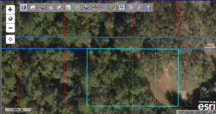 Buildable Lot in North Florida – safe area, natural beauty, minutes from Suwannee River