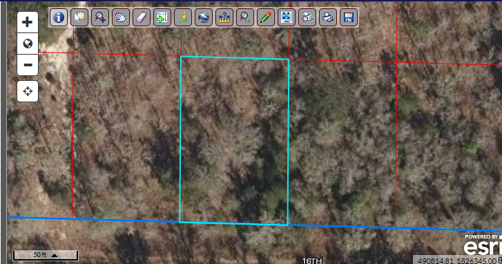 Build your Dream Home here!  .23 acre lot – Florida land for sale by owner
