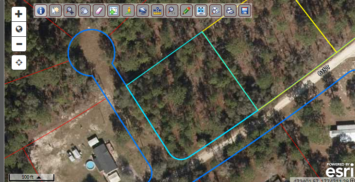 For Sale By Owner – Corner Lot, Buildable – Northwest Florida Land